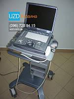 Портативный УЗИ аппарат GE Logiq E +CW 2008 год