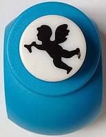Дырокол фигурный для детского творчества JF-822 №14 Ангел, фото 2