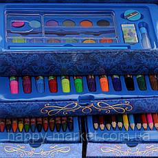 Набор для детского творчества Золушка (54 предмета) прямоугольный, фото 3