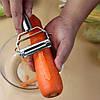 """Профессиональная овощечистка с функцией овощерезки Finether """"Твин турбо"""", фото 2"""
