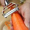 """Профессиональная овощечистка с функцией овощерезки Finether """"Твин турбо"""", фото 3"""