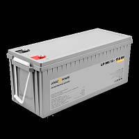 Аккумулятор мультигелевый 12V 150Ah LogicPower LP-MG 12-150