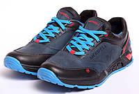 Мужские  кроссовки  Merrell  кожаные   синие 40, 41, 42, 43, 44, 45