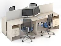 Комплект столов Сенс 1 (2680*1216*1126H)