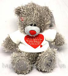 """Іграшка """"Ведмедик Тедді"""" (плюшевий) 17 див., 2 виду №0909-17"""