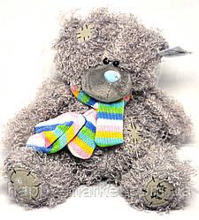 """Игрушка """"Мишка Тедди"""" с камнем в носу (плюшевый) 20 см., 3 вида №0909-18"""