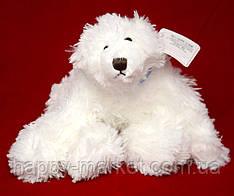 """Игрушка """"Мишка белый"""" (плюшевый) 27 см. №28-37"""