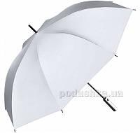 Зонт-трость полуавтомат с отражающим куполом Fare 7471
