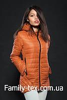 Молодежная женская демисезонная куртка, L, XL размеры