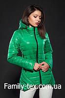 Молодежная женская демисезонная куртка, S, M, L, XL размеры