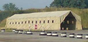 Палатка армейская 8ю12, фото 2