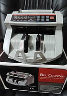 Машинка для счета купюр с детектором валют, фото 1