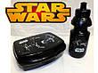 """Набор """"Star Wars (Звёздные войны - Звездолеты)"""" в коробке. Ланч бокс (ланчбокс) + бутылка, фото 6"""