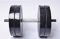 Гантели Plenergy разборные по 21 кг (пара)