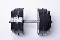 Гантели Plenergy разборные по 27 кг (пара), фото 1