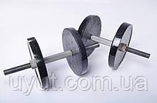 Гантели Plenergy разборные по 6 кг (пара)
