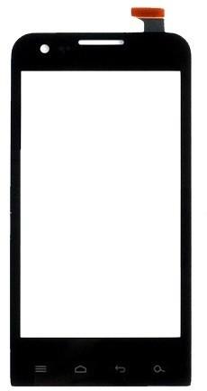 Сенсор (Touch screen) Prestigio 4040 MultiPhone PAP Duo чёрный