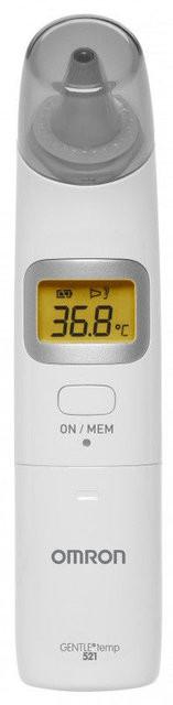 Инфракрасный термометр Omron Gentle Temp 521