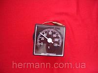 Термометр квадратный 45Х45 мм