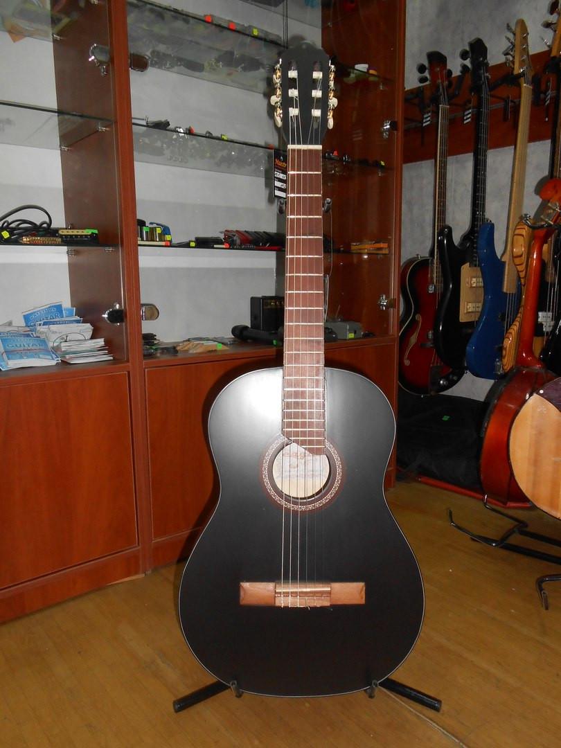 ( 01/113 ) Новая акустическая Гитара Львовской музыкальной фабрики Eag