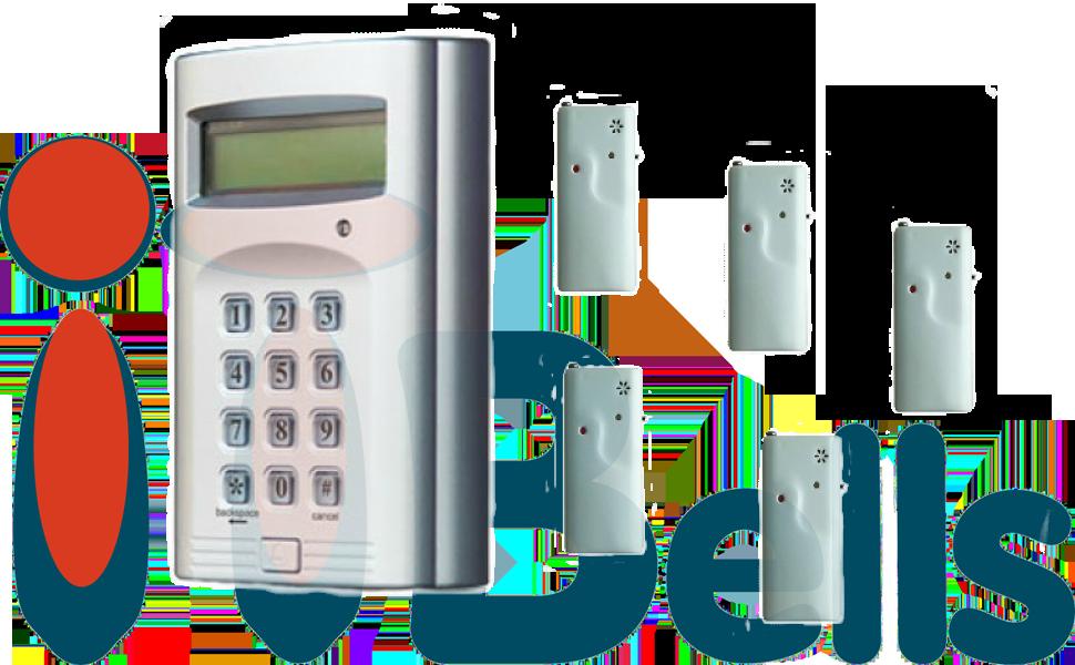 Комплект системы оповещения ITbells Smart-900