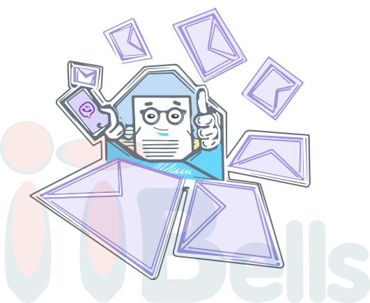 Рассылка Viber - Системы вызова персонала, официантов, медперсонала ITBells в Киеве