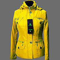 Куртки весенние