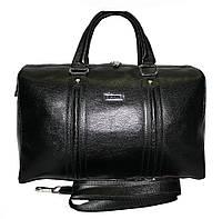 8550 KR Мужская сумка-саквояж натуральная кожа  Karya