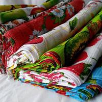 Вафельные полотенца для кухни Тернополь, размер 35*75 см (в уп. 25 шт) 409