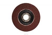 Круг лепестковый торцевой  КЛТ Титан 125*22 (P100) (A,N) T27
