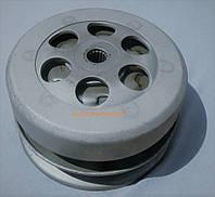 Вариатор (сцепление) задний в сборе GY-125/150 куб