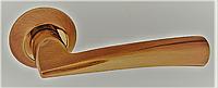 Ручка на межк.дверь  Кедр R10.080-AL-SB\PB