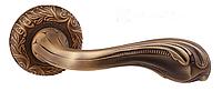 Ручка на межк.дверь  Кедр R51.033-AL-MACC