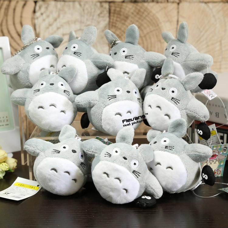 Мягкая игрушка-брелок Мой сосед Тоторо My Neighbour Totoro