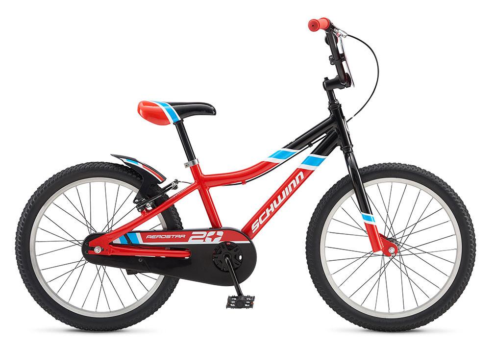 """Велосипед 20"""" Schwinn Aerostar boys 2017 красный"""