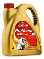 Моторное масло PLATINUM MaxExpert F 5W–30 4L