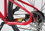Гірський велосипед Haro Double Peak Sport 29 2017, фото 9
