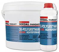 Клей для паркета полиуретановый Soudal PU-20PL /10кг