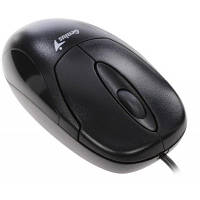 Компьютерная мышь Genius Xscroll V3 USB Black