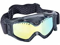 Лыжные очки с камерой и микрофоном