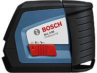 Линейный лазерный нивелир (построитель плоскостей) Bosch GLL 2-50