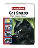 Кормовая добавка Beaphar Cat Snaps для кошек, 75 таб