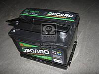Аккумулятор 60Ah-12v DECARO (242x175x175),R,EN600