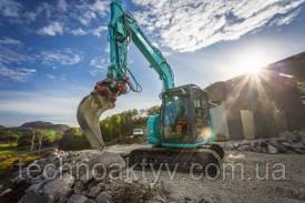 Экскаваторы Kobelco нового 10 поколения