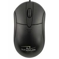 Компьютерная мышь Esperanza Titanum TM107K Black