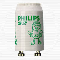 Стартер S 2 4-22 W127 Philips