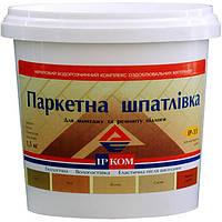 Шпаклевка Ирком паркетная ясень 1.5 кг