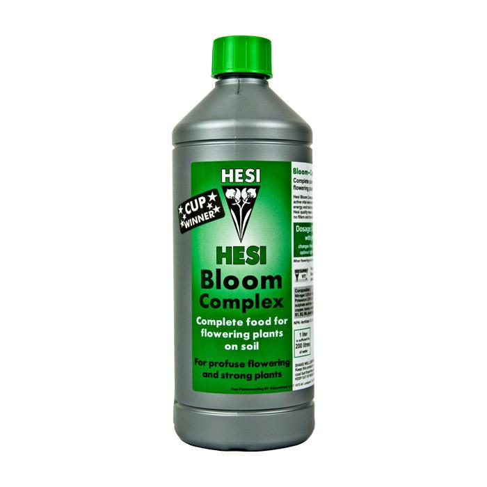 Минеральное удобрение для гидропоники HESI Bloom Complex 1L. Оригинал. Нидерланды.