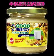 """Ореховая паста с медом """"Good Energy"""", 180 г"""