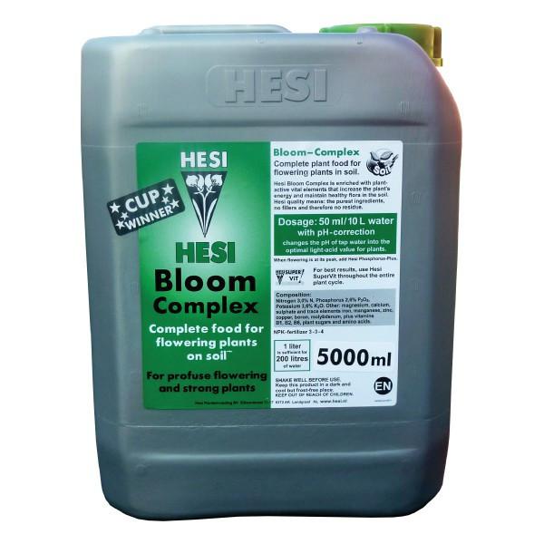 HESI Bloom Complex 5L. Минеральное удобрение  для гидропоники. Оригинал. Нидерланды.
